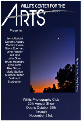 The Willits Center for the Arts presents the 20th ...